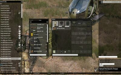 SpecOps Sling Loading For Behind Lines Resupply – ArmA III Warlords